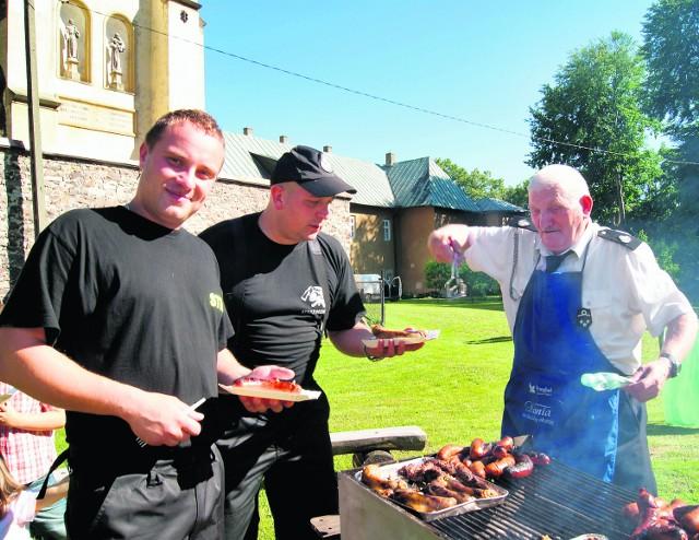 Strażacy z powiatu chrzanowskiego świętowali w Alwerni