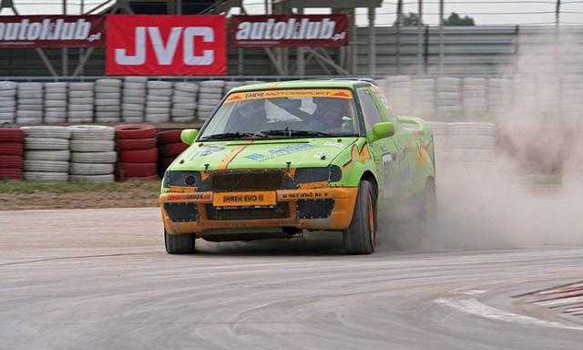Mistrzostwa Europy Strefy Centralnej w Rallycrossie. fot. Piotr Galas