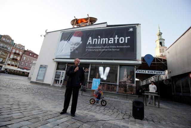 Pasaż Kultury także w tym roku będzie klubem festiwalowym filmowego Animatora