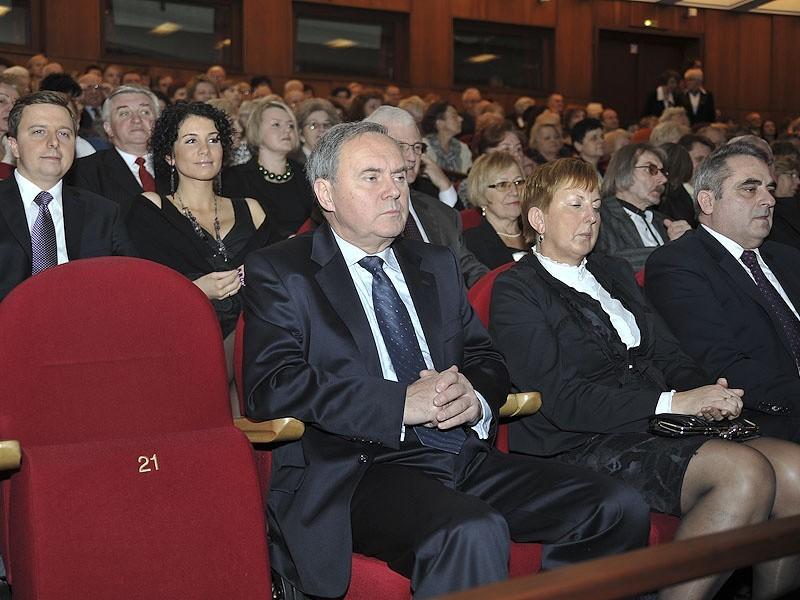 Jubileusz 40-lecia pracy Kazimierza Kowalskiego [ZDJĘCIA]