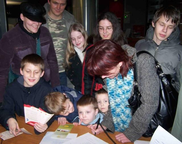 Wśród pierwszych posiadaczy karty rabatowej 3+ będą rodziny Trendaków i Dzięgielewskich