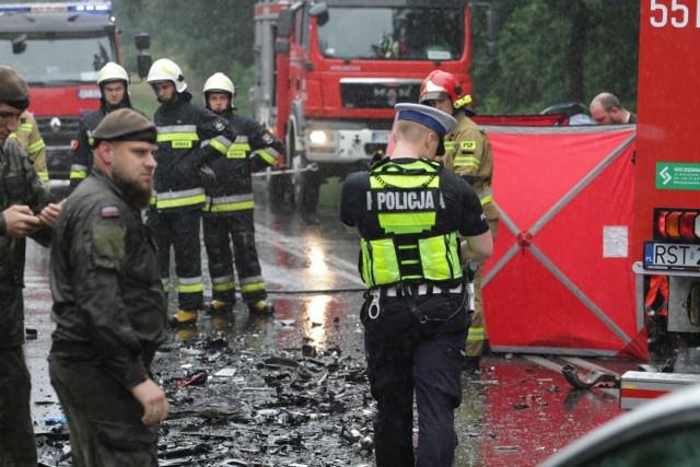 Na polskich drogach krew leje się szeroką strugą. Dlatego konieczne jest zaostrzenie kar dla sprawców najcięższych przestępstw drogowych