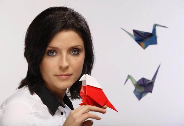 Joanna Mucha - sesja zdjęciowa, 2008 r.