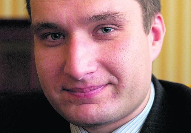 Mariusz Wiśniewski, radny PO