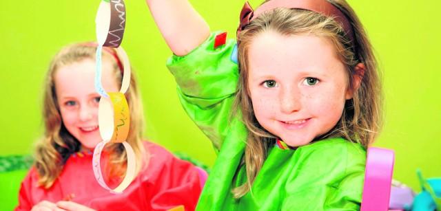 Przedszkolaki przez zabawę mogą rozwijać swoje naturalne talenty