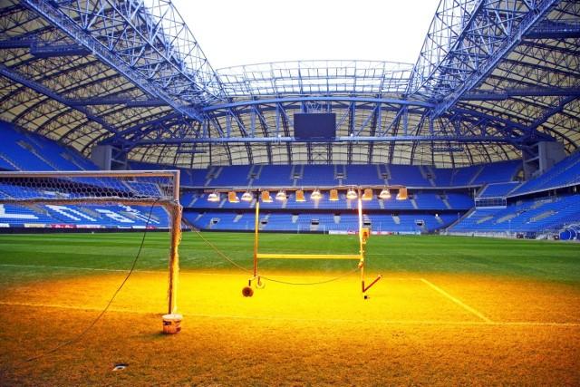 W dwa lata na murawę na stadionie wydano już 3,9 mln zł!