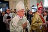 Arcybiskupi Ziółek i Jędraszewski wspominają kardynała Glempa [FILMY]