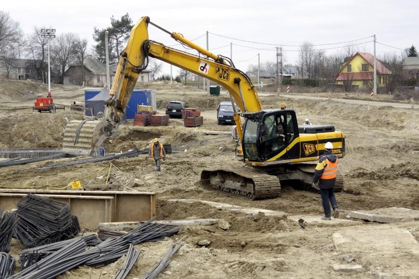 Budowa drogi S17