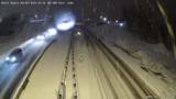Atak zimy na Pomorzu 5.01.2021. Śnieżyca, problemy na drogach. IMGW wydało ostrzeżenie pierwszego stopnia dla woj. pomorskiego