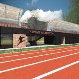 Oświęcim. Przy Powiatowym Zespole Szkół nr 2 powstanie nowoczesny kompleks sportowy. Starostwo podpisało umowę z wykonawcą [GALERIA]