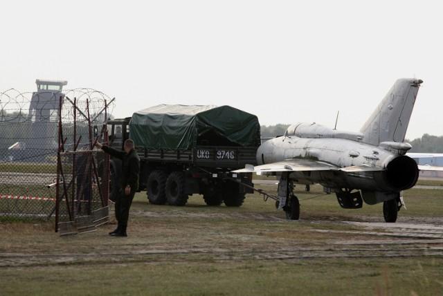 W Łodzi może powstać filia muzeum lotnictwa.