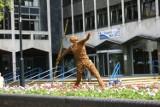 Wiklinowe rzeźby wielkopolanki ozdobią olimpiadę w Londynie
