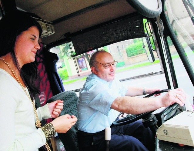 W Jeleniej Górze, Wałbrzychu i Legnicy  bilety kupowane u kierowcy są zawsze droższe