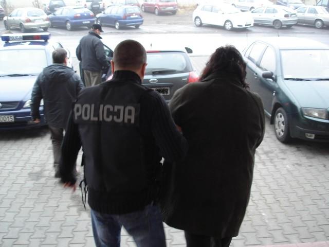 300 tysięcy złotych wyłudziły z banków dwie kobiety. Wpadły w  Skierniewicach.