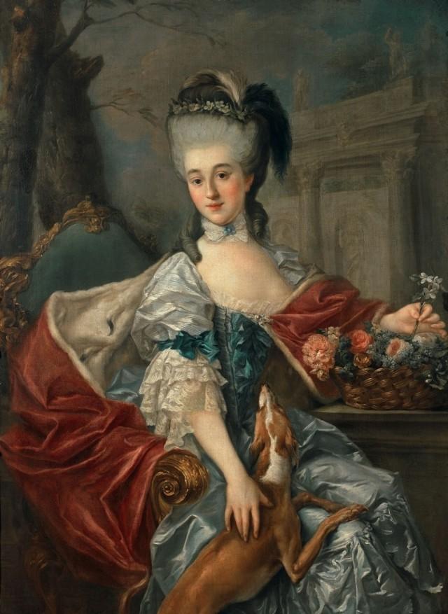 Portret Izabelli z Czartoryskich Lubomirskiej