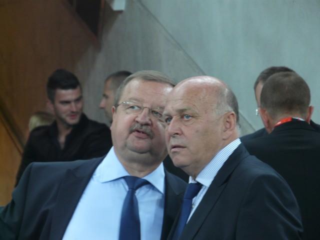 Papużki nierozłączki? Zdzisław Kręcina i Grzegorz Lato