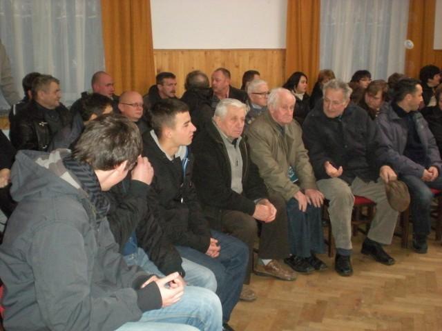 W burzliwym spotkaniu wzięło udział ponad stu mieszkańców osiedla Chodenice