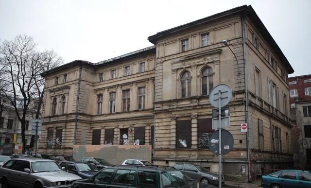 Zabytkową rezydencję Meyera zbudowano w 1885 roku