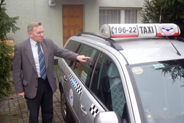 Zdaniem Jana Pawlaka, prezesa Zrzeszenia Transportu Prywatnego, nieuczciwych taksówkarzy może powstrzymać większa liczba kontroli