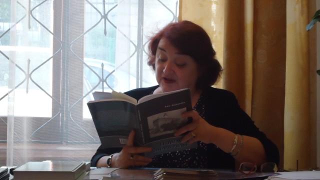 Ewa Bajkowska, poetka i prozaik