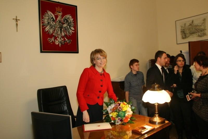 Prezydent Hanna Zdanowska spotyka się z łodzianami w środę.