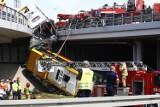 """Miasto uspokaja po tragicznym wypadku autobusu. """"Komunikacja miejska w Warszawie jest bezpieczna"""""""
