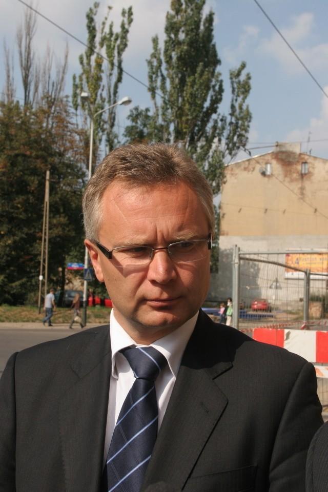 Jarosław Berger chce, by komitet PO go pozwał
