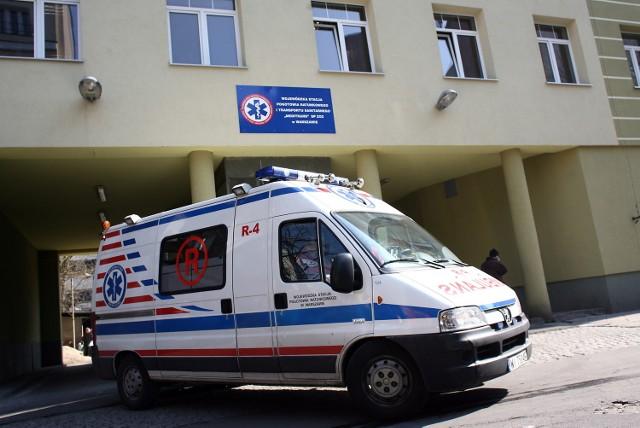 Wycieńczone dzieci trafiły pod opiekę lekarzy