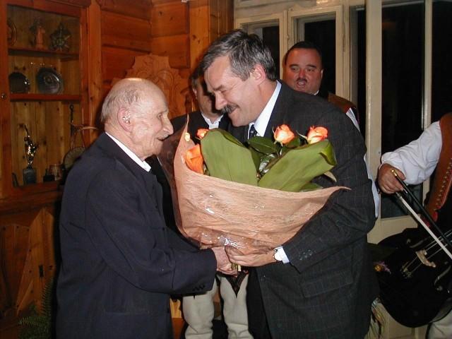 Lider Jedności - Andrzej Gąsienica Makowski - jest osobą rozpoznawalną nie tylko na Podhalu. To polityk znany w Polsce