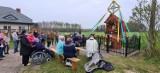 Majowe nabożeństwa przy kapliczkach rozpoczęte w parafii Korczew ZDJĘCIA