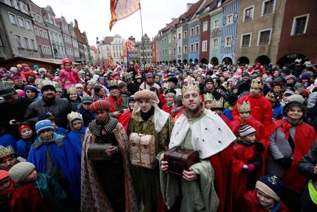 W niedzielę ulicami Poznania przejdzie tradycyjny orszak