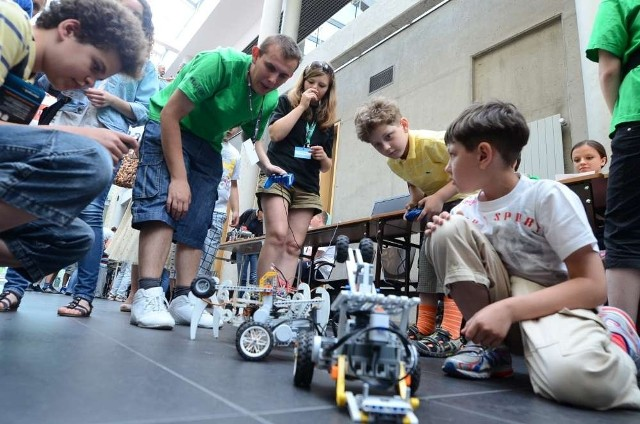 Jeden z największych festiwali robotyki zorganizowało Koło Naukowe studentów Automatyki i Robotyki Politechniki Poznańskiej