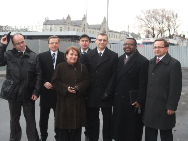 Prezydium Łódzkiego Zespołu Parlamentarnego