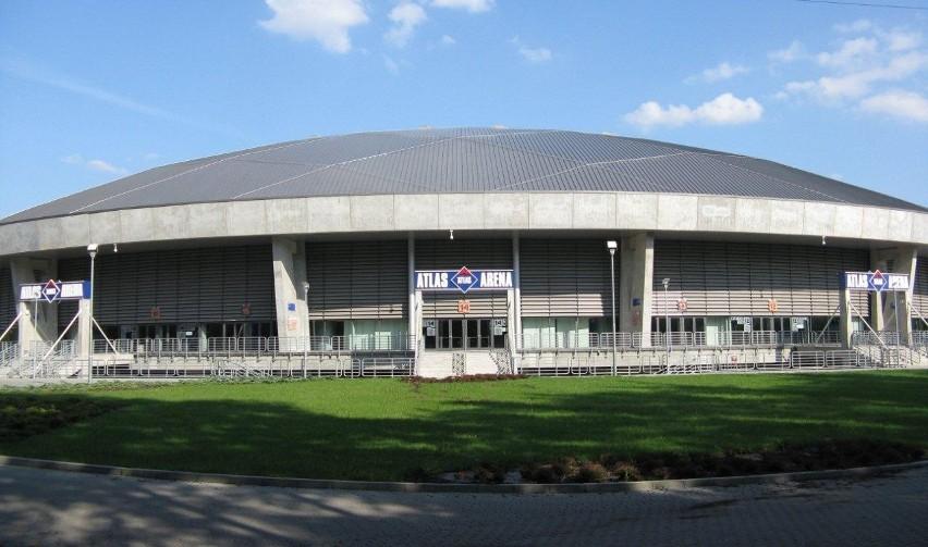 Atlas Arena otwarta dla łodzian