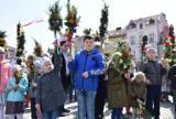 Chrzanów. Tradycyjny konkurs palm wielkanocnych na chrzanowskim Rynku