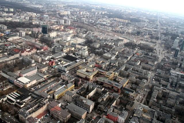 Władze Łodzi wydały w 2012 roku 531 mln zł na inwestycje w mieście