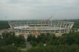 Wyniki ekspertyzy po awarii na Stadionie Śląskim w połowie grudnia