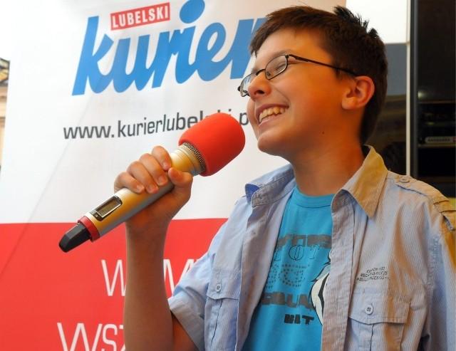 Diamenty Lublina 2012: Rozmowa z Karolem Sucheckim