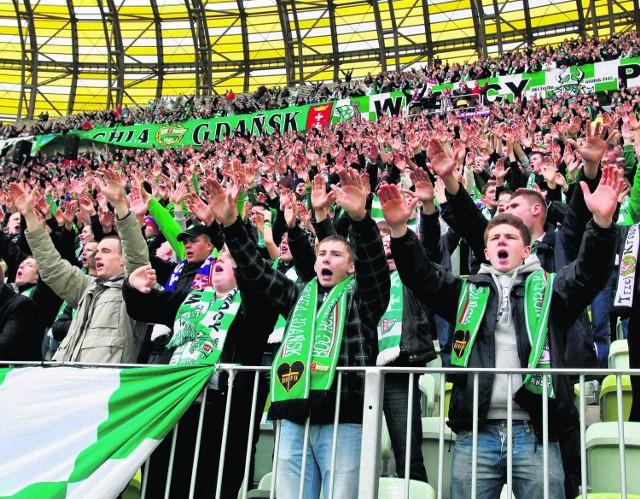 Kibice biało-zielonych nie wierzą już w wielką Lechię Andrzeja Kuchara