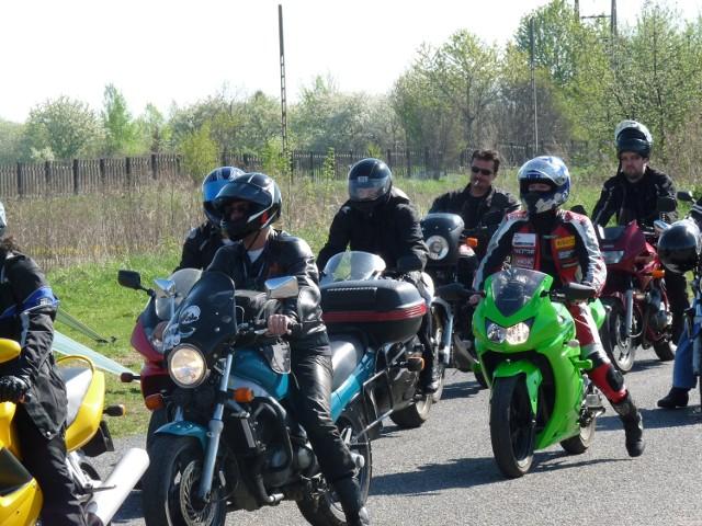 Motocykliści szlifowali umiejętności na Torze Lublin