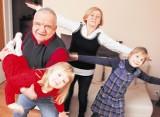 Babcie i dziadkowie: Jesteśmy od rozpieszczania
