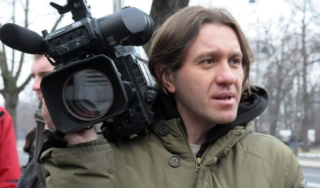 Grzegorz Serej, operator Polsatu stracił nogę w Rąblowie. Fundacja Fuga Mundi zbiera w tym roku pieniądze m.in. na rehabilitację i zakup sprzętu ortopedycznego dla niego