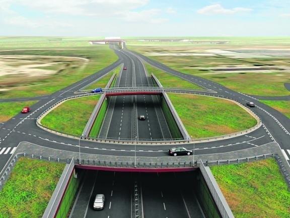 Lotnisko w Modlinie i największe skrzyżowanie w Polsce mogą pozostać na papierze