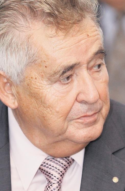 Andrzej Wituski, były prezydent Poznania