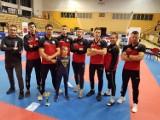 Reprezentanci Pleszewskiego Klubu Karate zdobyli pięć medali na turnieju w czeskim Pilznie