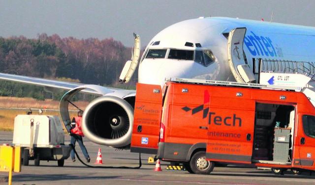Po pierwszej awarii Boeinga mechanicy zainteresowali się jednym z silników samolotu