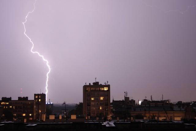 Burze i intensywne opady nadciągną nad Polskę z południa Europy