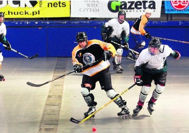 Jason Wrocław (z lewej) pokazali kawał skutecznej gry
