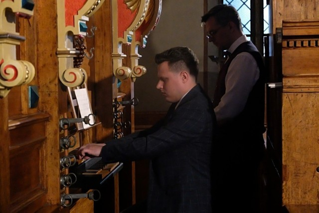 Letni Festiwal Organowy, koncert z 25 lipca 2021