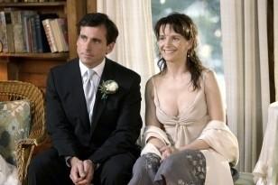 Steve Carrell (Dan Burns) i Juliette Binoche (Marie)